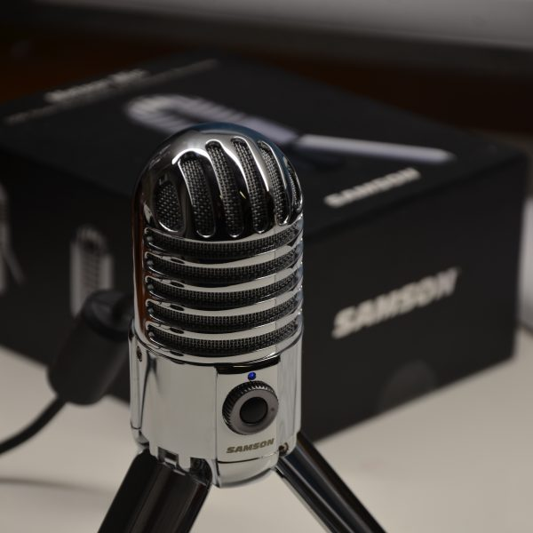 Samson Meteor Mic (or the Samsung Media Mic….)