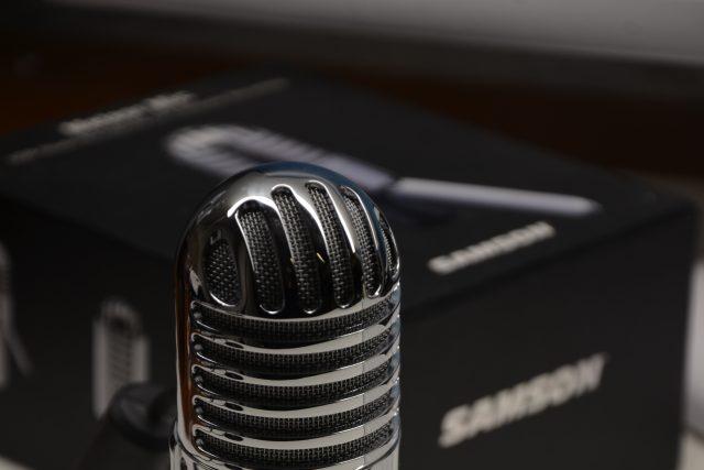 Samson Meteor Mic (or the Samsung Media Mic….)