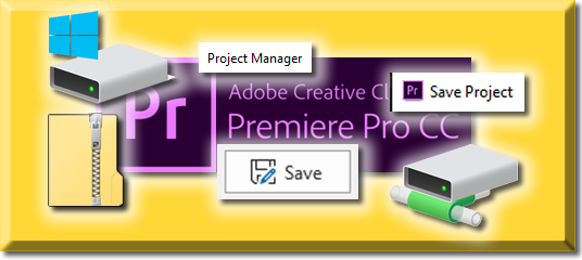 Archiving Premier Pro Projects